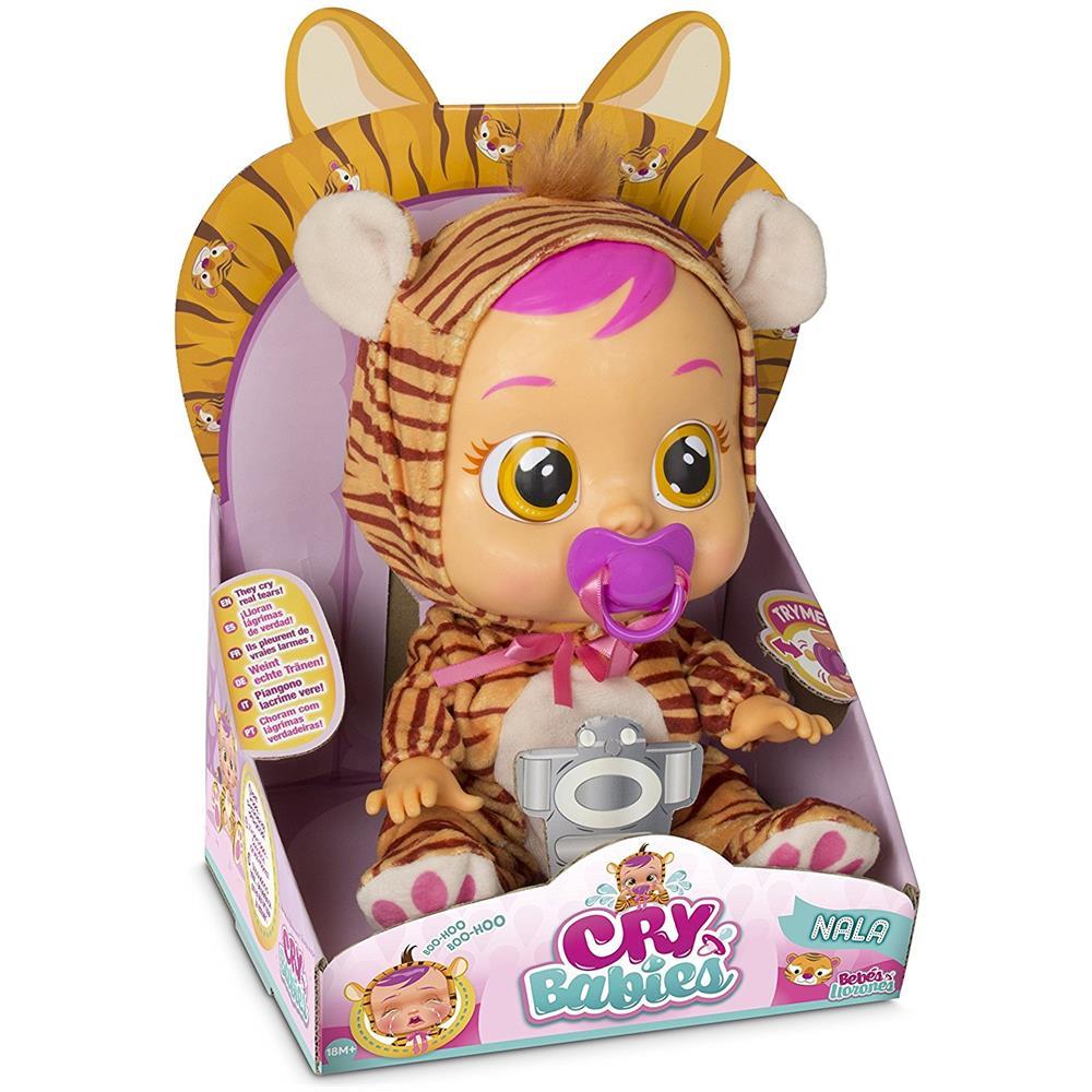 Dotty Dalmata Bambola Che Piange Cry Babies Imc Toys