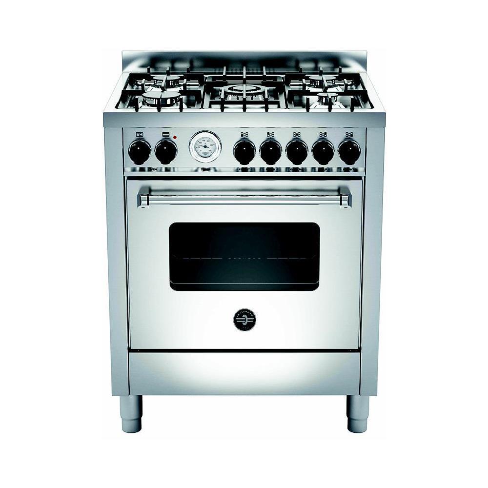 Cucina a Gas I6GG1F (X) / I 4 Fuochi Forno a Gas Dimensioni 60 x 60 ...