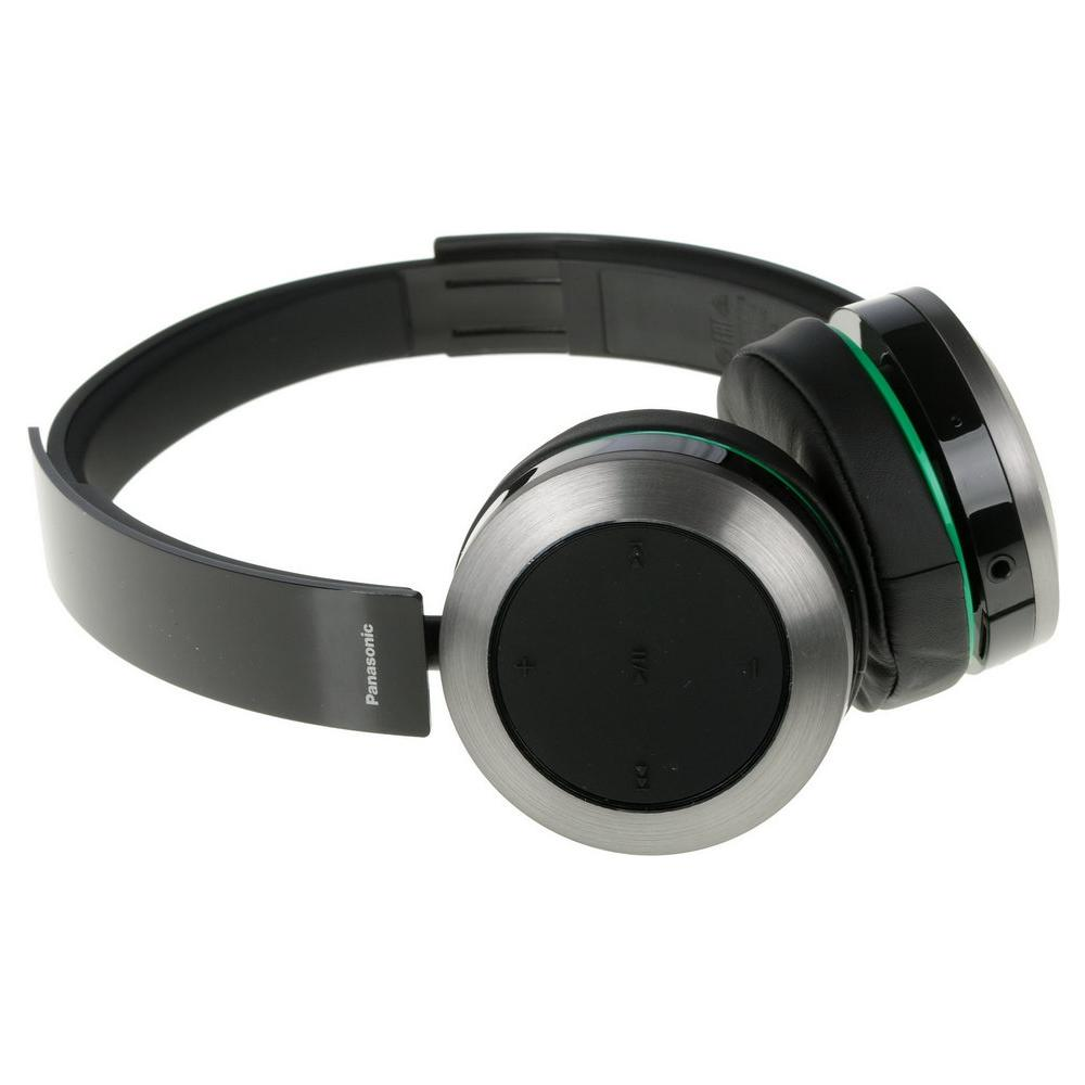 Tutte le immagini. PANASONIC Cuffie Wireless RP-BDT10 Bluetooth NFC colore  Nero d3b88196d520