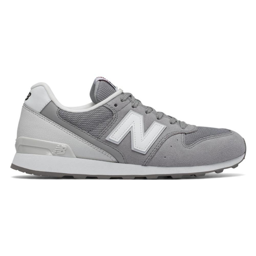 new balance 37 grigio
