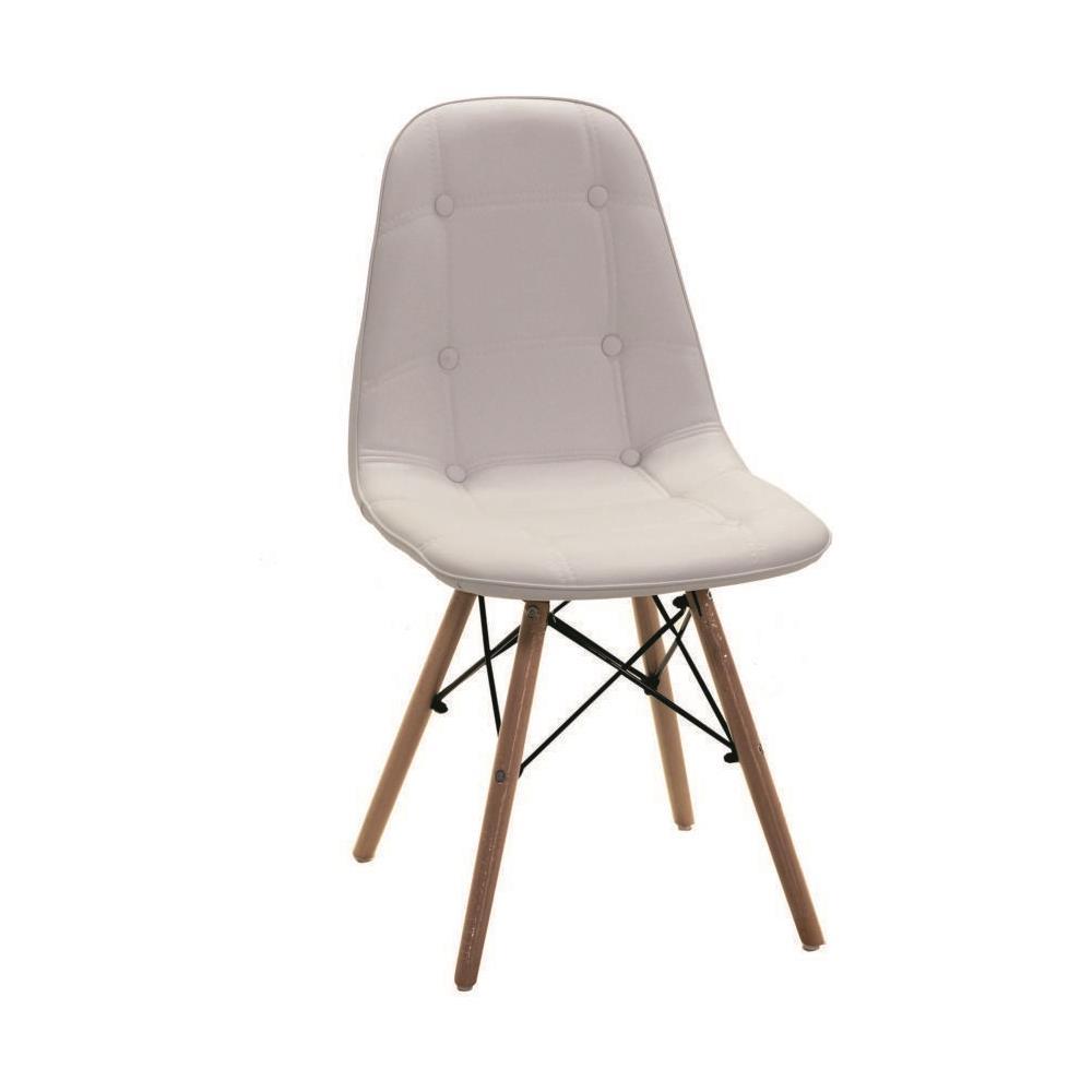 GRUPPO MARUCCIA Quattro Sedie Moderne Per Interni Con Seduta In Eco Pelle