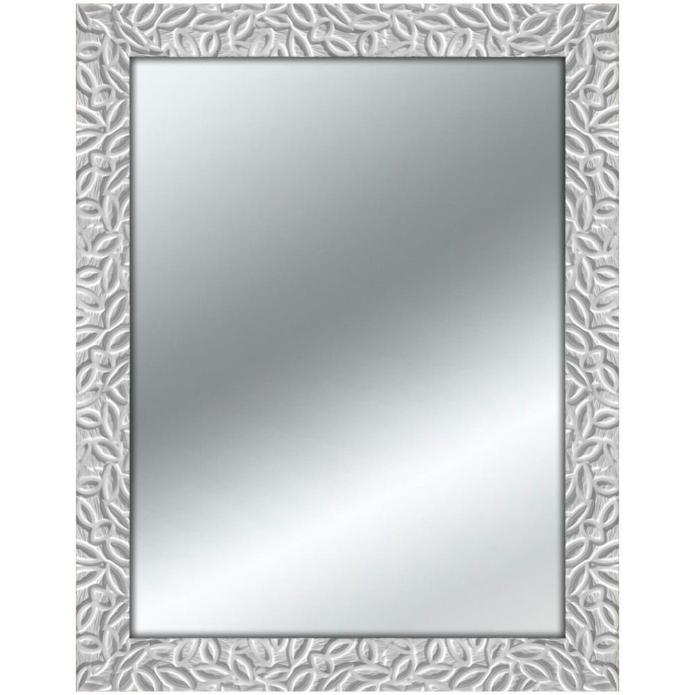 Lupia Specchio Da Parete Mirror Eden 64x84 Cm Bianco