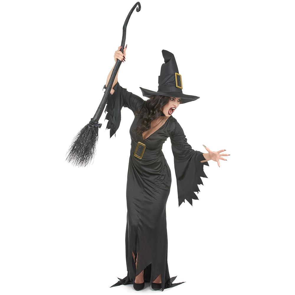 JADEO - Costume Strega Halloween Donna Taglia Unica - ePRICE 64a217663129