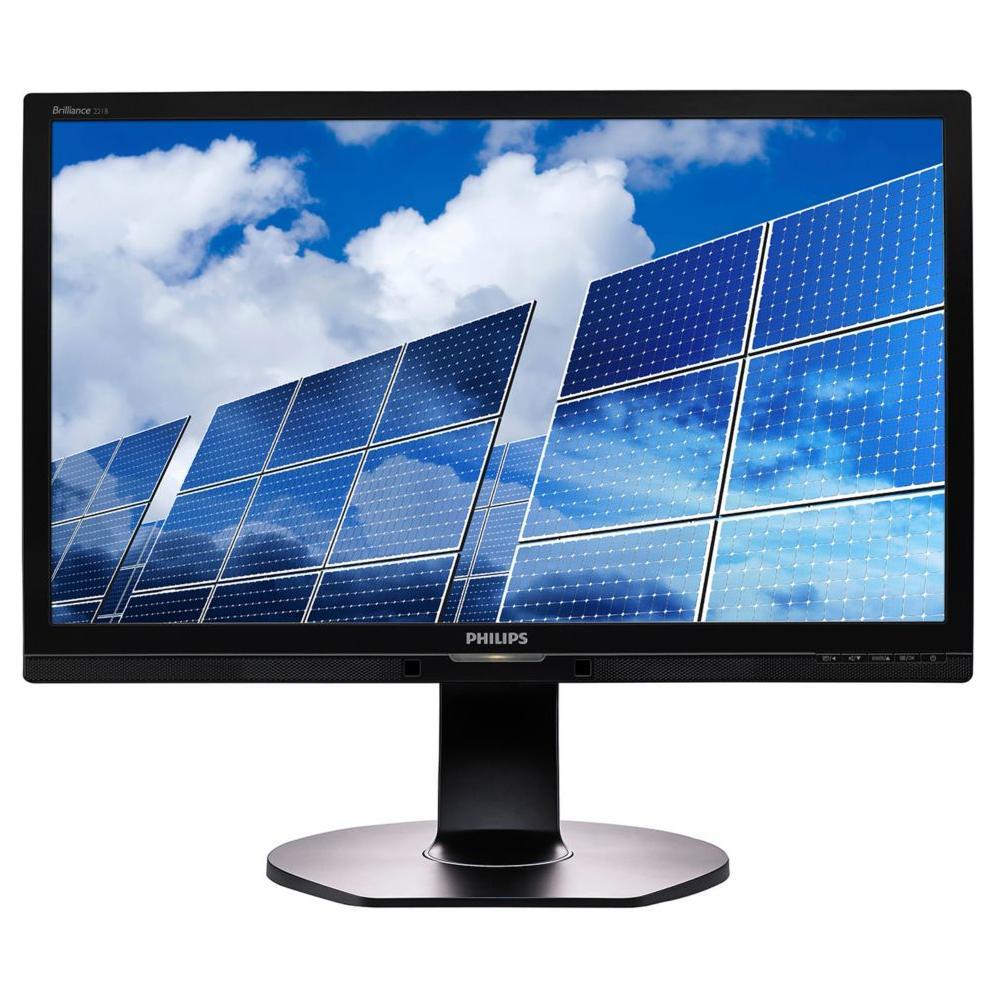 Philips Philips Brilliance Monitor LCD con retr. LED 221B6QPYEB/00