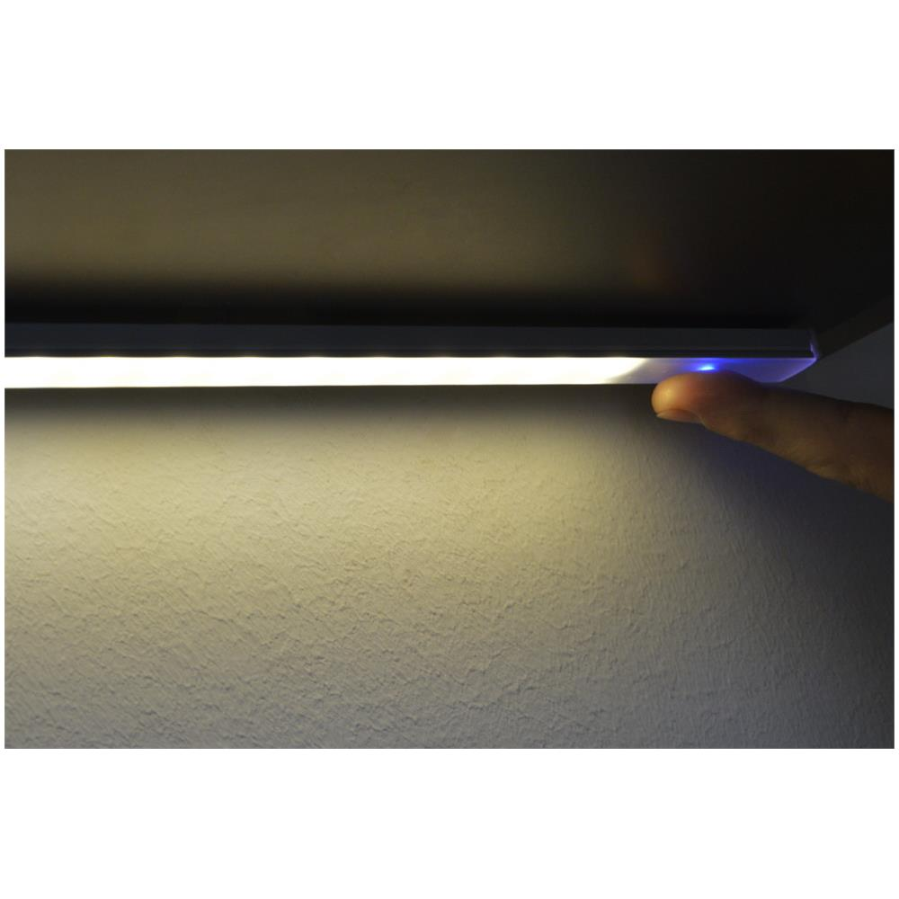 Soled Illuminazione - Barra Led 50 Cm Con Comando Touch Dimming, Da ...