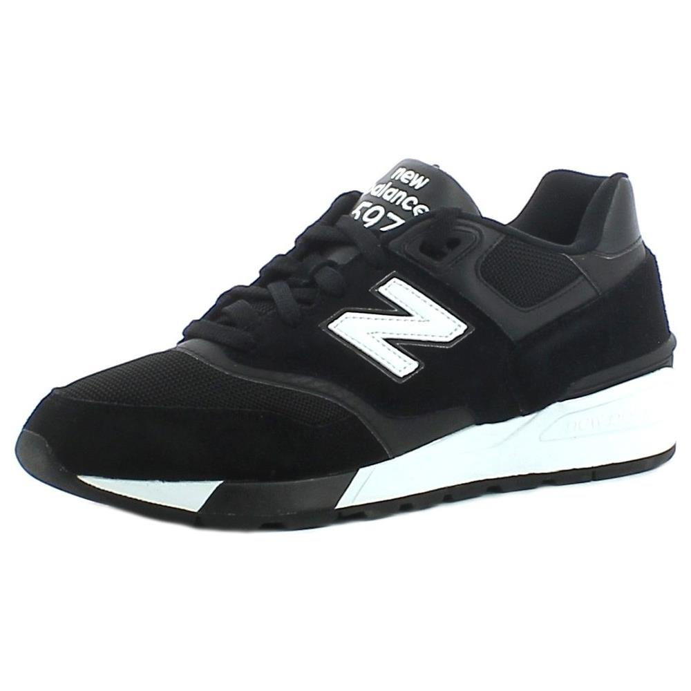 sneakers uomo nere new balance