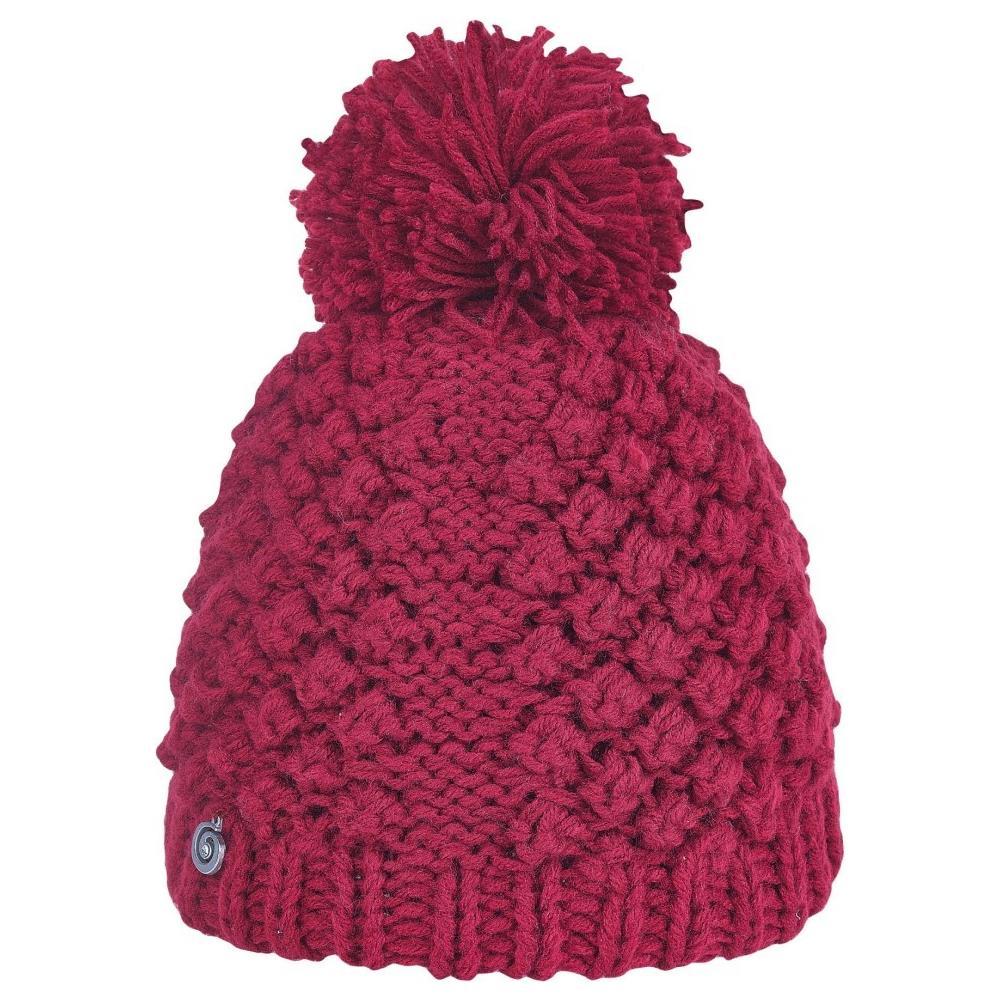 Brekka - Cappello Donna Mood Pon Unica Rosso - ePRICE d61910b85fbf