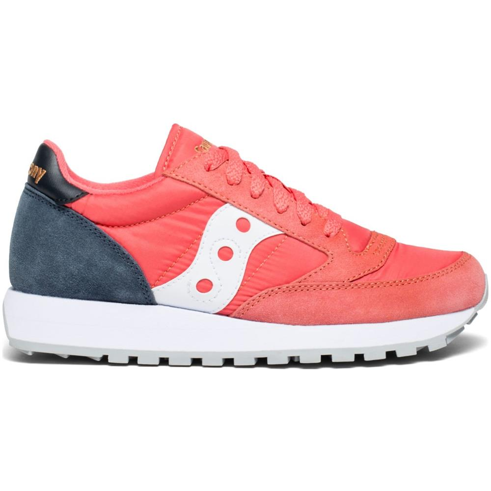 check out a17f3 dd9d1 SAUCONY Jazz Original Scarpe Sneakers Donna Pink / navy - 37 Eu