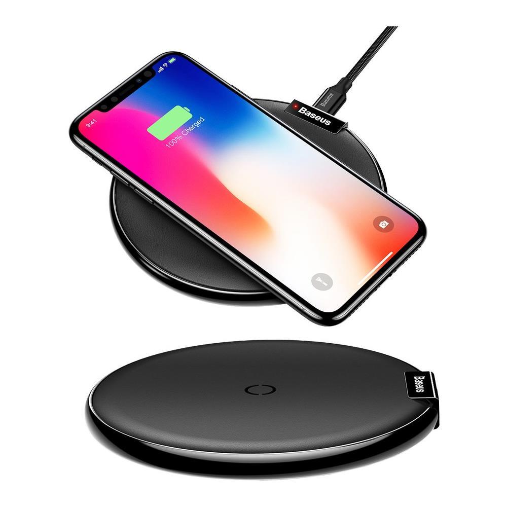 Baseus portatile senza fili magnetico Caricabatterie USB