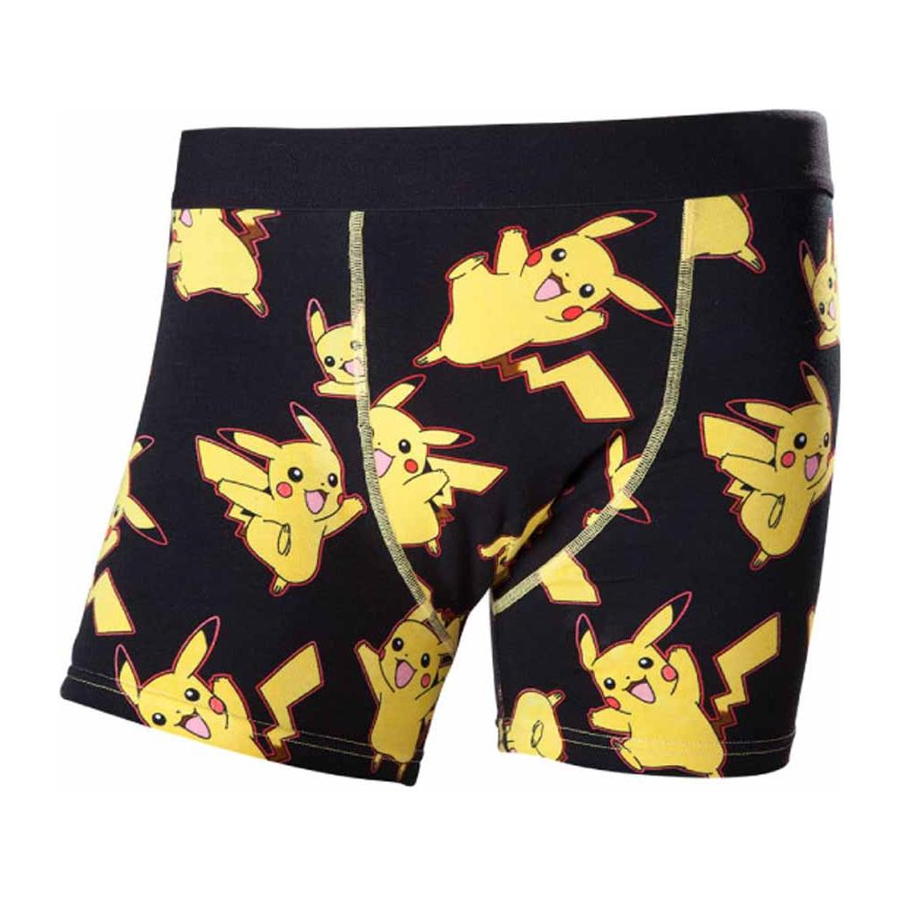 Pokemon - Pikachu (Boxer Uomo Tg. XL)