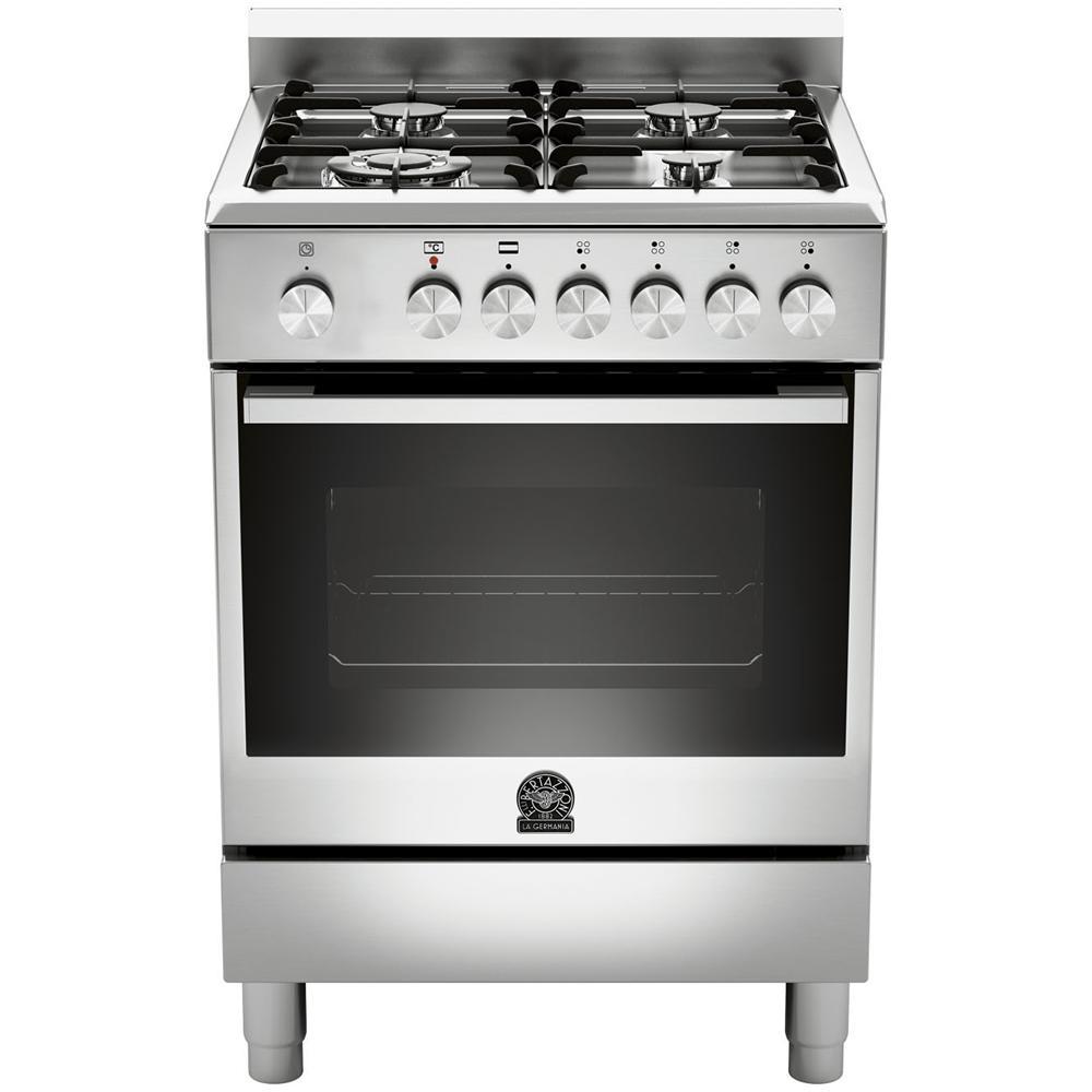 Bertazzoni la germania cucina a gas tu64c71cx 4 fuochi a - La germania cucina ...