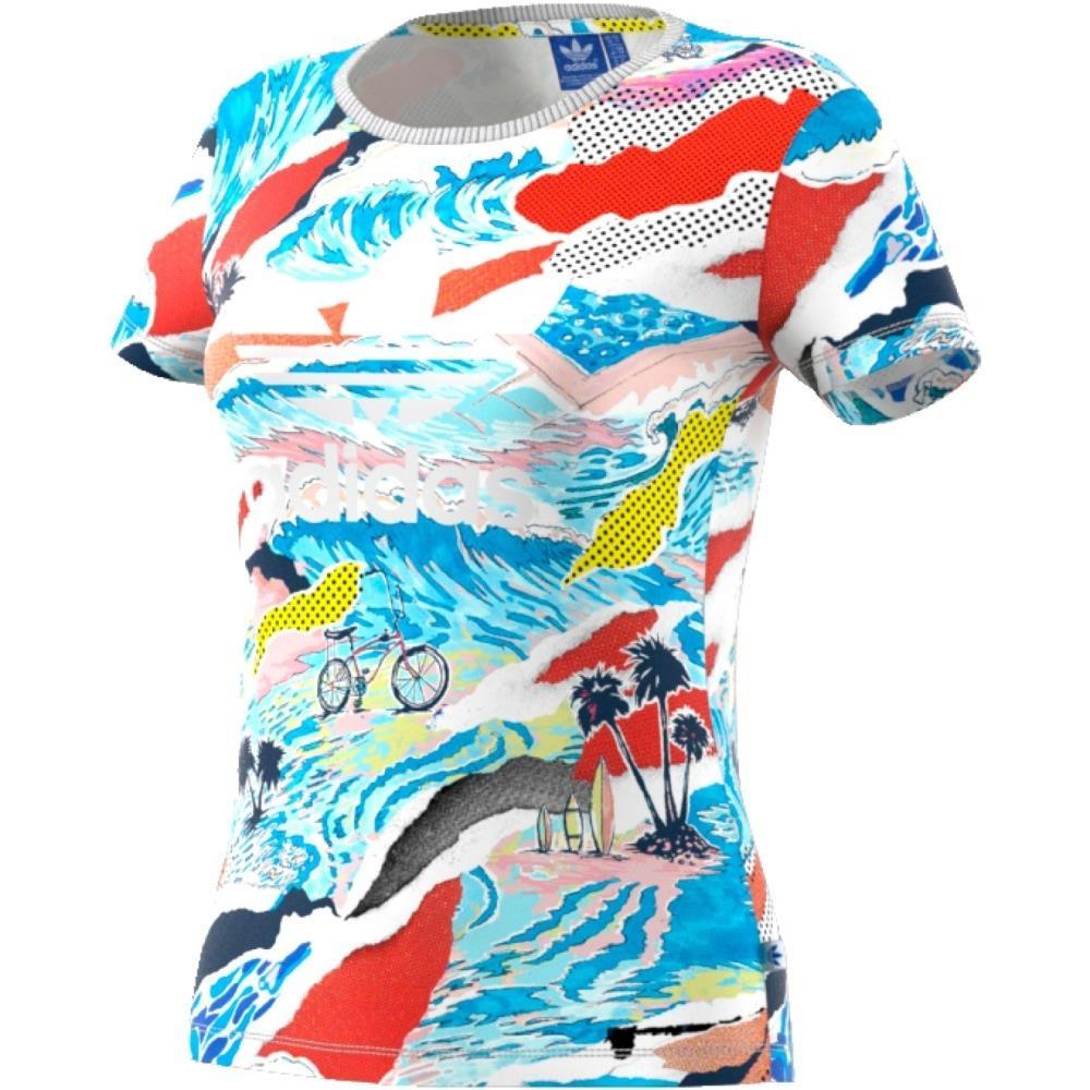 adidas t shirt donna