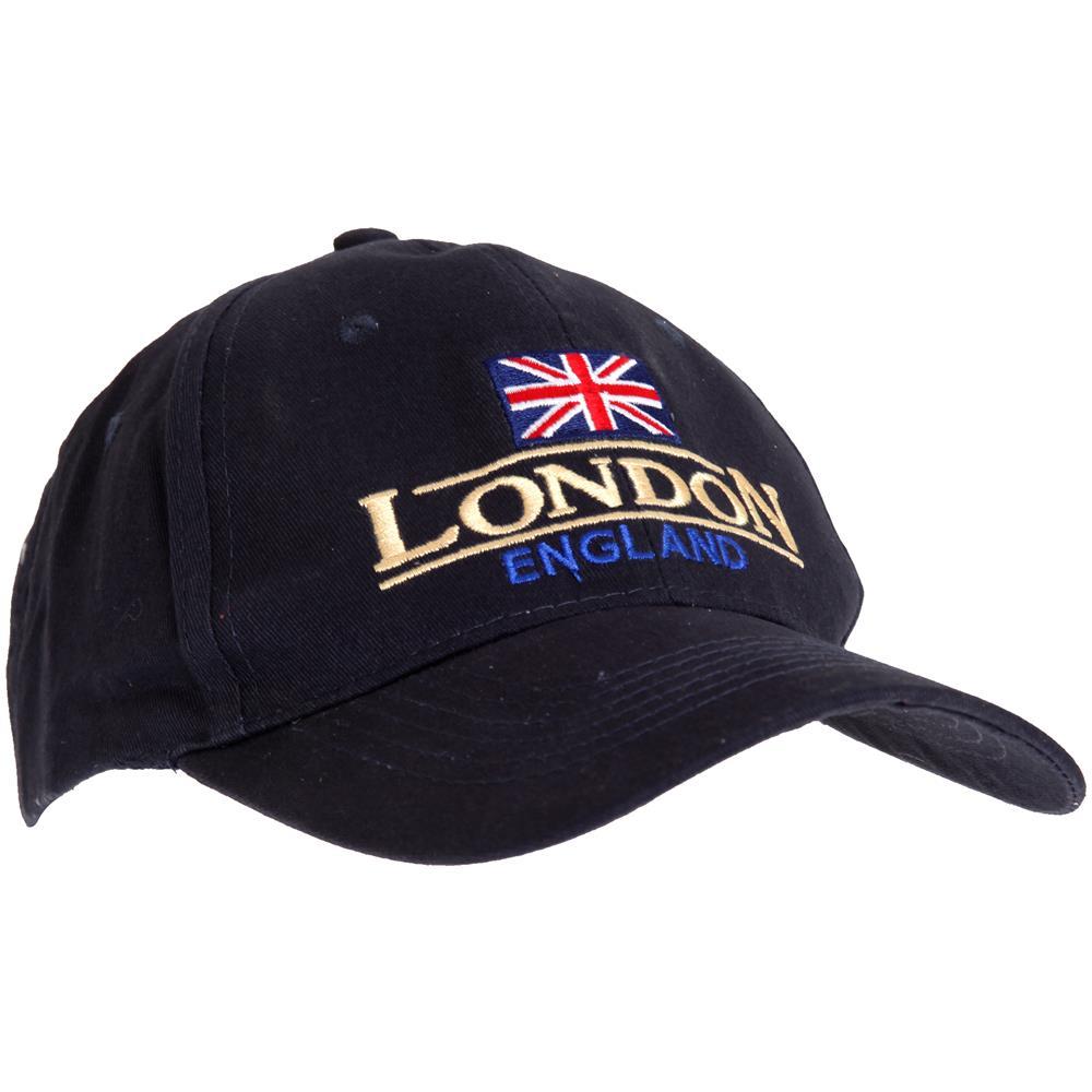 Universal Textiles London England Cappellino Da Baseball Con Bandiera  Britannica Unisex (taglia Unica) (. Zoom 9bf6e68d94ea