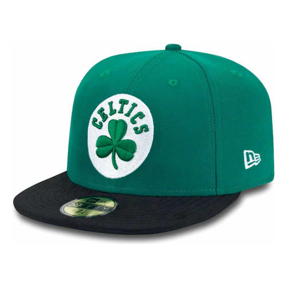 New Era Berretti E Cappelli New Era 59 Fifty Boston Celtics Accessori Uomo  8. Zoom 62a7f2419022