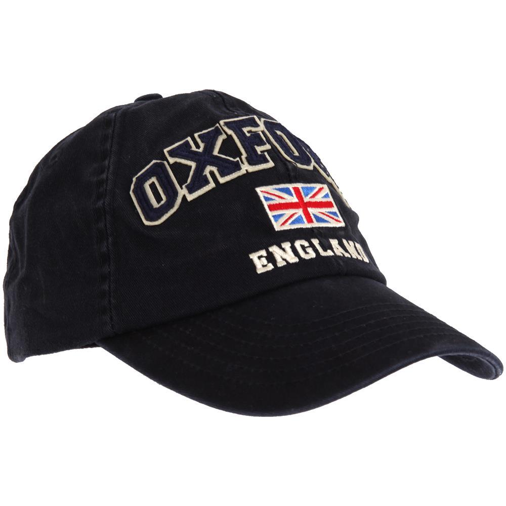 Universal Textiles Oxford England Cappellino Da Baseball Con Bandiera  Britannica Unisex (taglia Unica) (. Zoom 0b63f3f4adae
