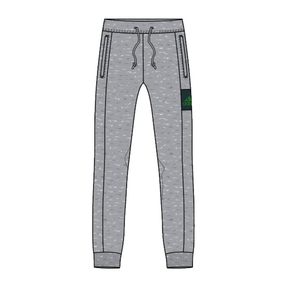 adidas pantaloni uomo verdi