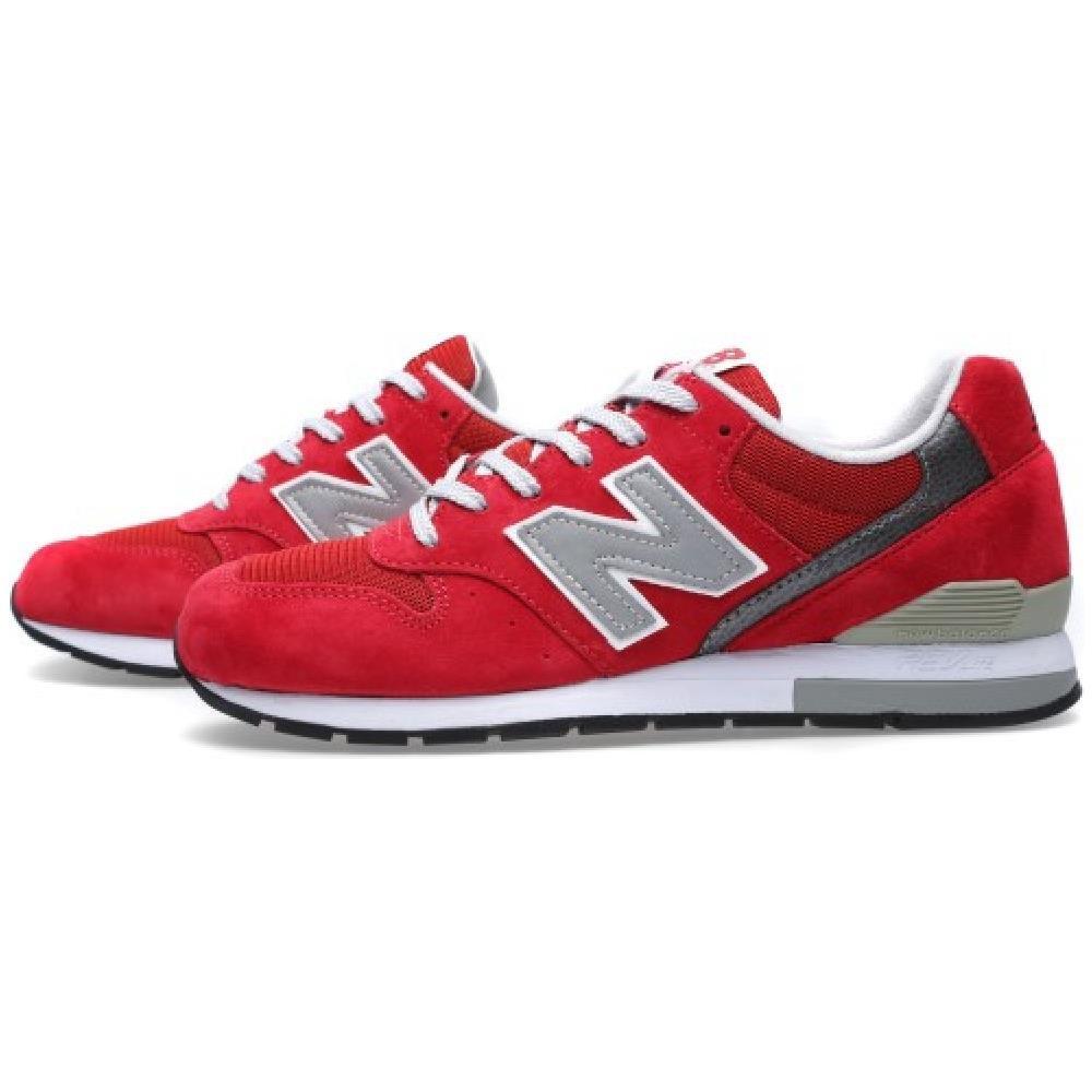 new balance 996 uomo rosso