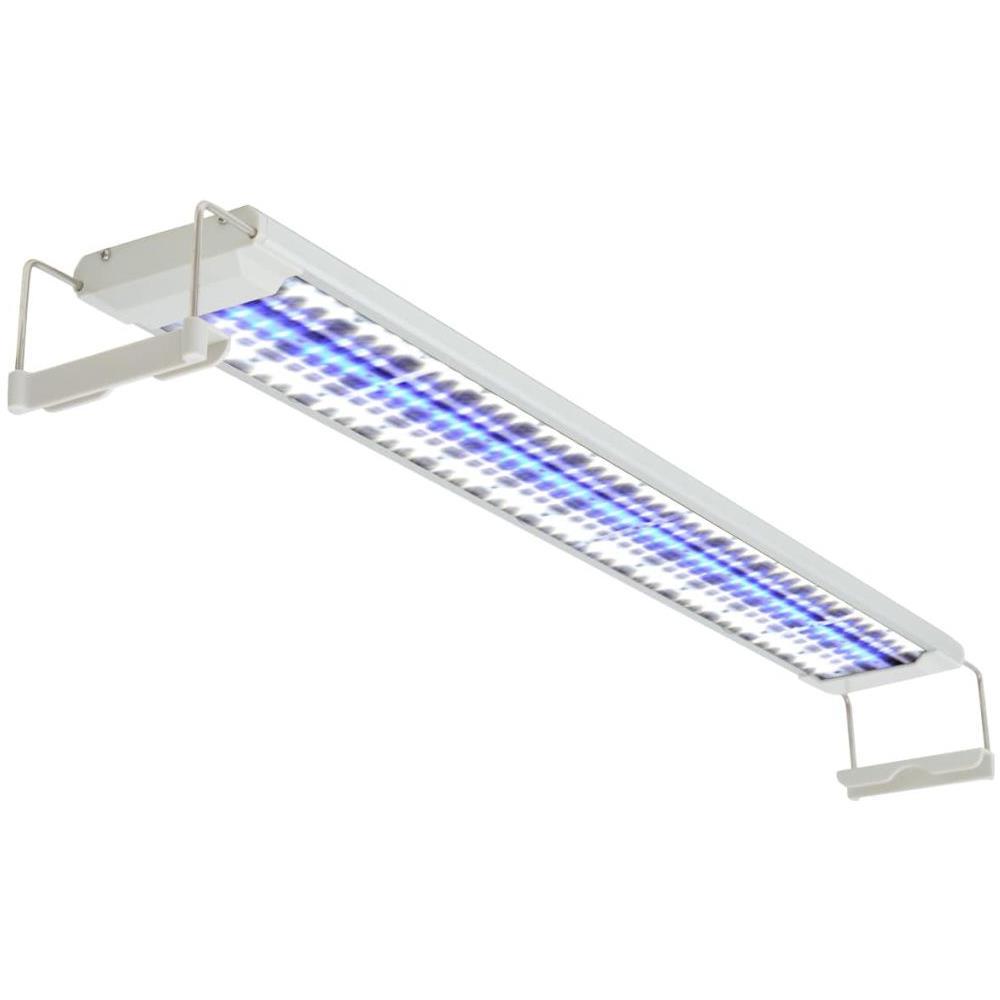 Lampada Led Acquario.Vidaxl Lampada Led Per Acquari 80 90 Cm Alluminio Ip67