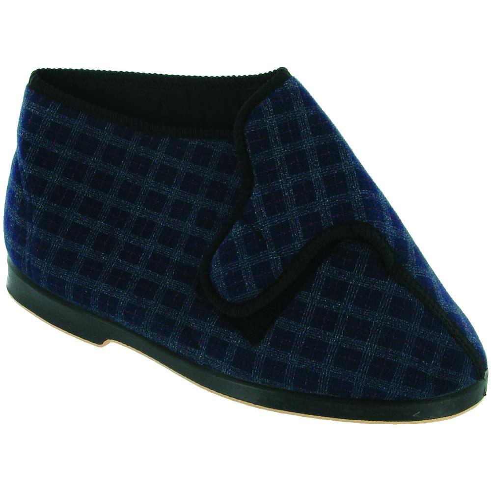 GBS - Keswick Pantofole Con Strappo Uomo (39) (blu) - ePRICE 9025ce0694c