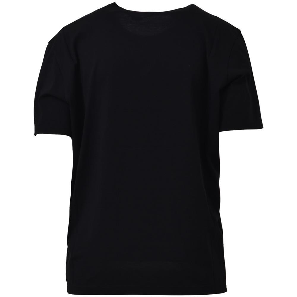 Donna T Nero 381701slw211000 Shirt Taglia Cotone Stella Mccartney vUwxHt