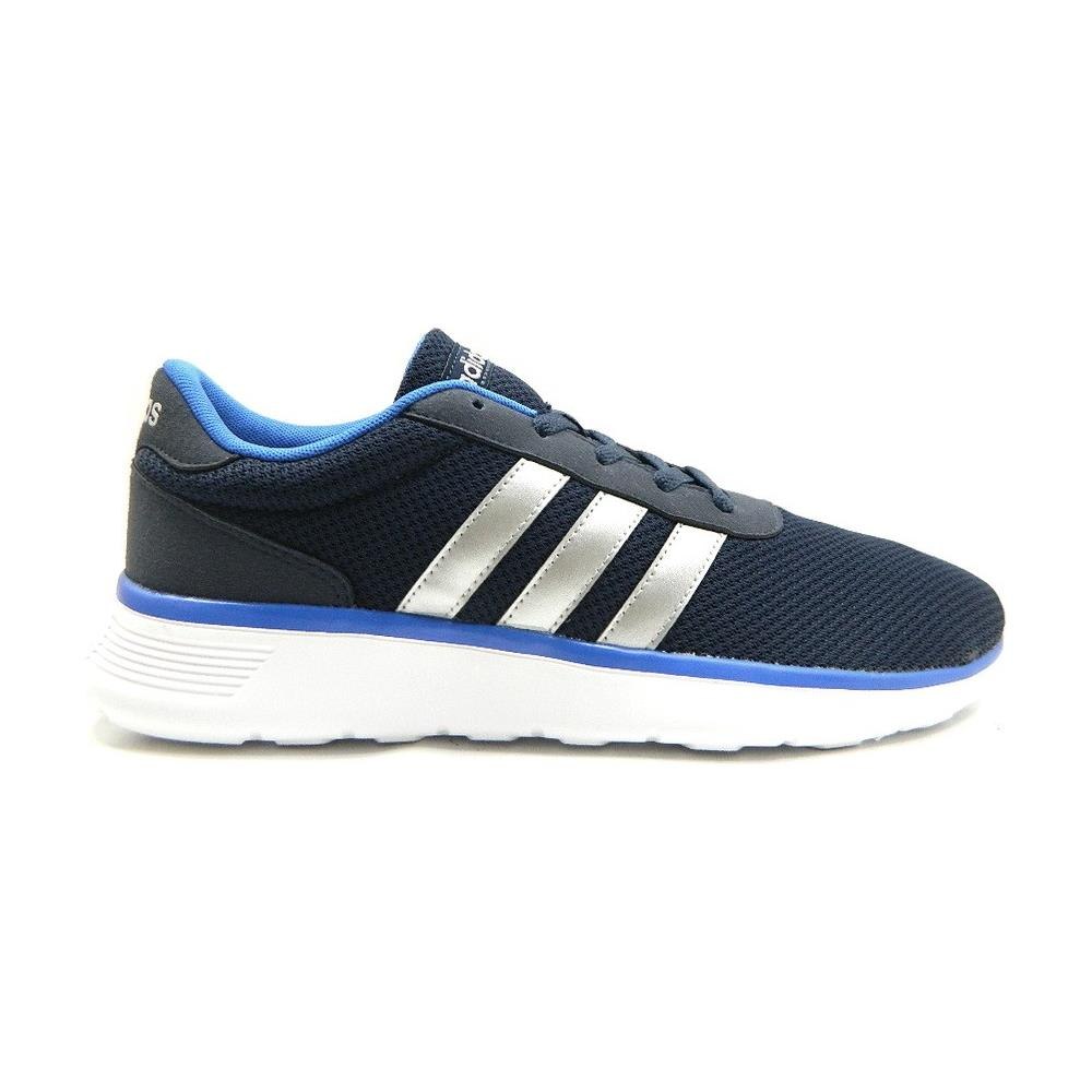 hot new products great deals 2017 shoes for cheap denmark adidas neo lite racer blue 4f442 5c12a