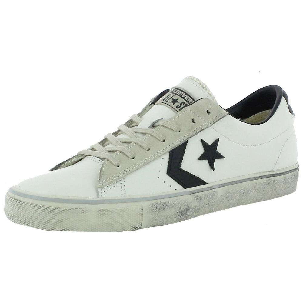 pro leather converse uomo
