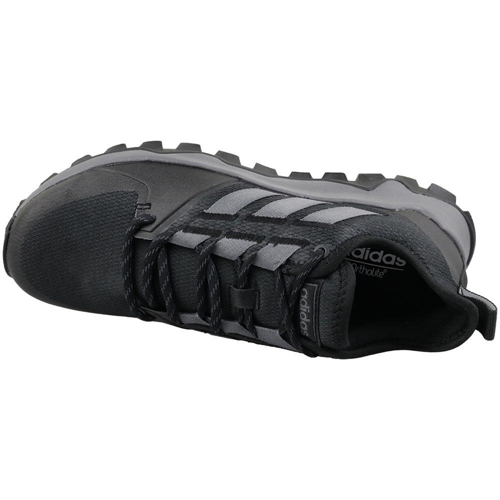 adidas Kanadia Trail F36056, Uomo, Nero, Scarpe Da Corsa, Numero: 40 23 Eu