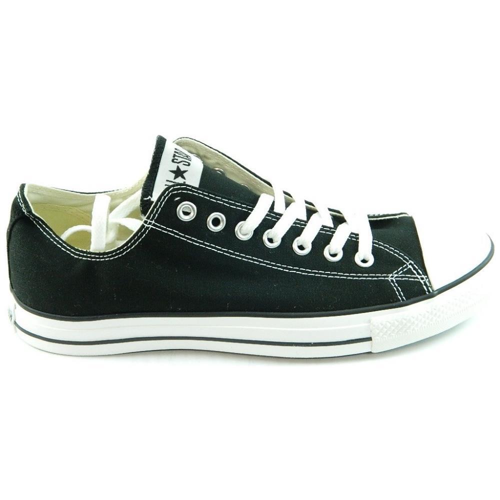 1ce1292e13a4 Converse - All Star Ct Sneakers Basse Low Nere Black Tela M9166 numero 45 -  ePRICE
