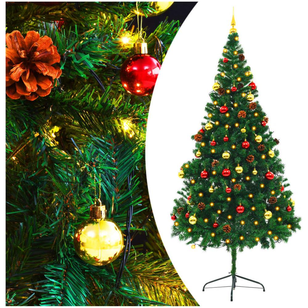 Albero Di Lillà confezione da 2-6cm palline di albero di natale con