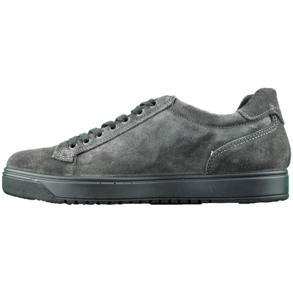 Igi co 2132544 Sneakers Basse Scarpe Casual Uomo In Pelle Grigio 42. Zoom ca191b80647