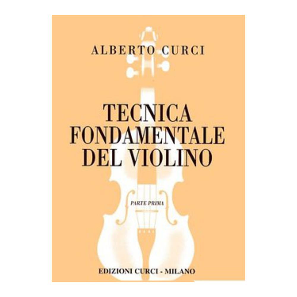 tecnica fondamentale del violino parte 2  CURCI - Alberto Curci - Tecnica Fondamentale Del Violino Vol ...