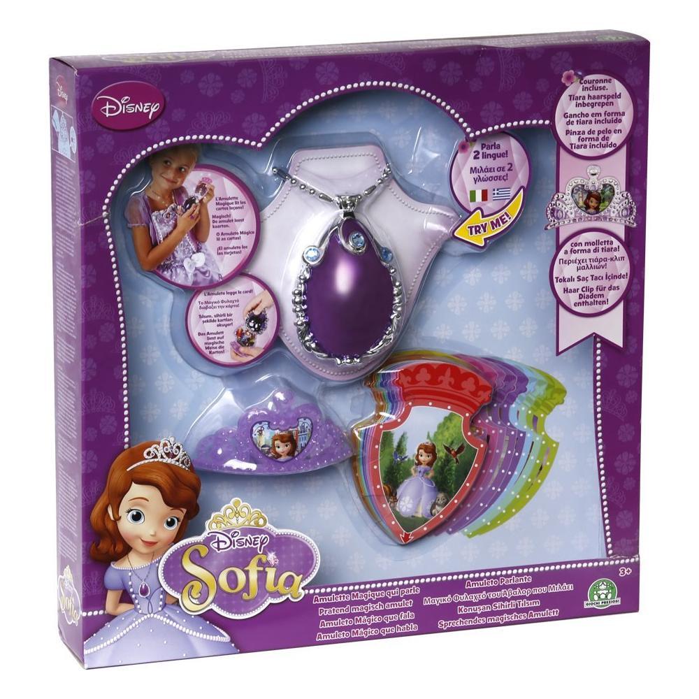 Giochi preziosi principessa sofia amuleto parlante con