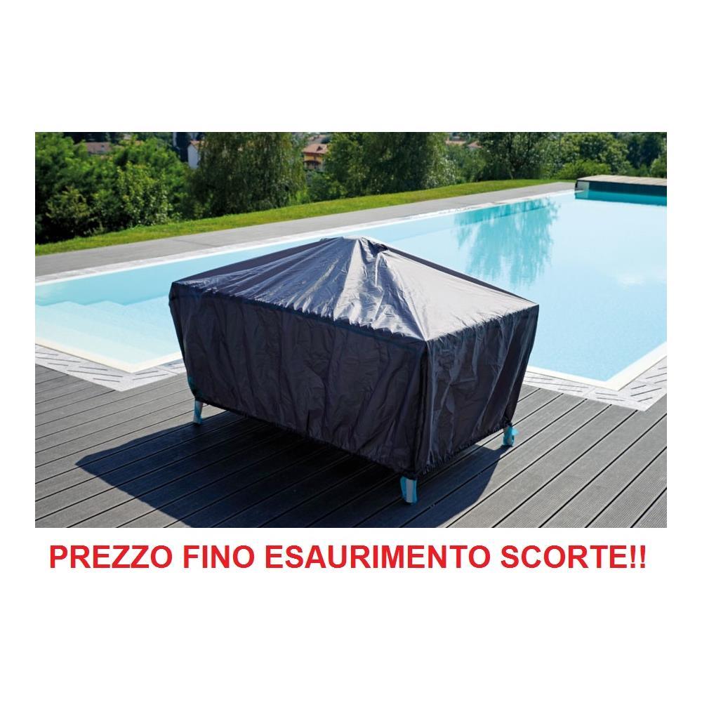 Greenwood Tavoli Da Giardino Prezzi.Greenwood Cover Telo Per Tavolo Esterno Misura 180x110 Cm Ideale