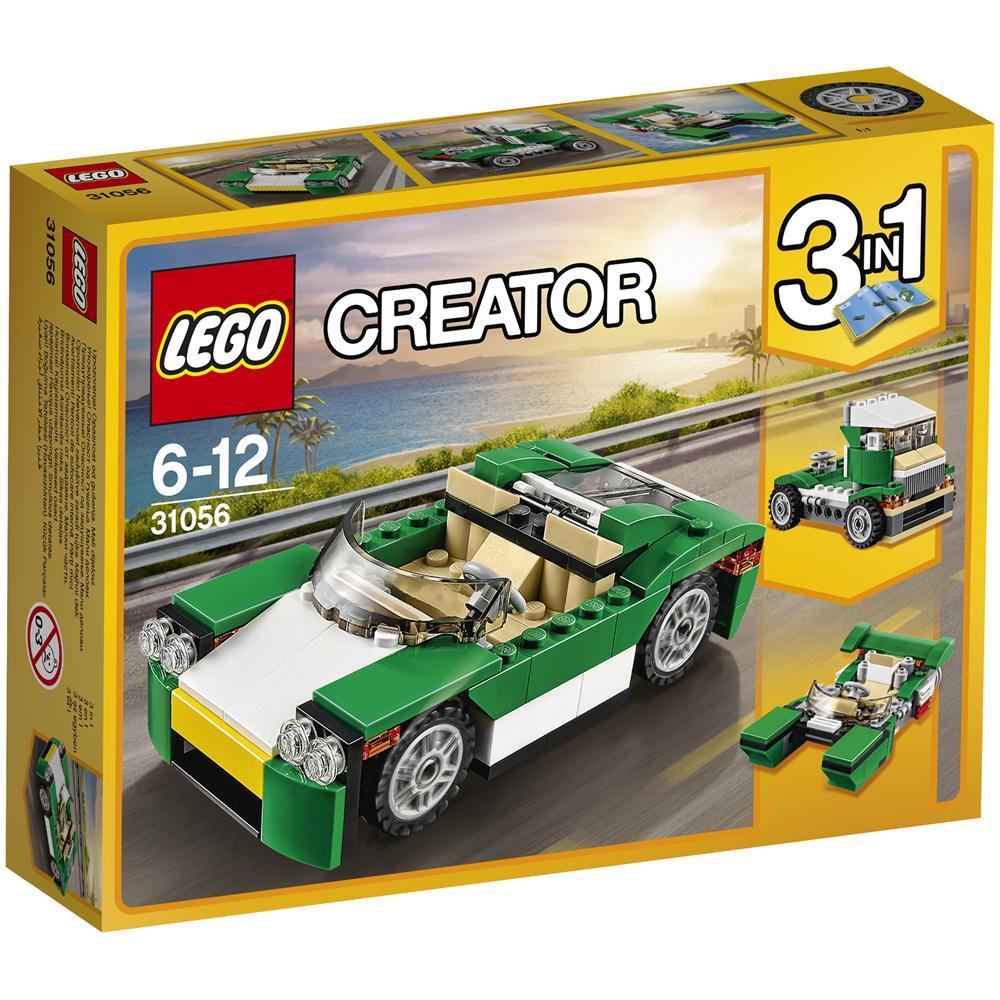 31056 Decappottabile Verde