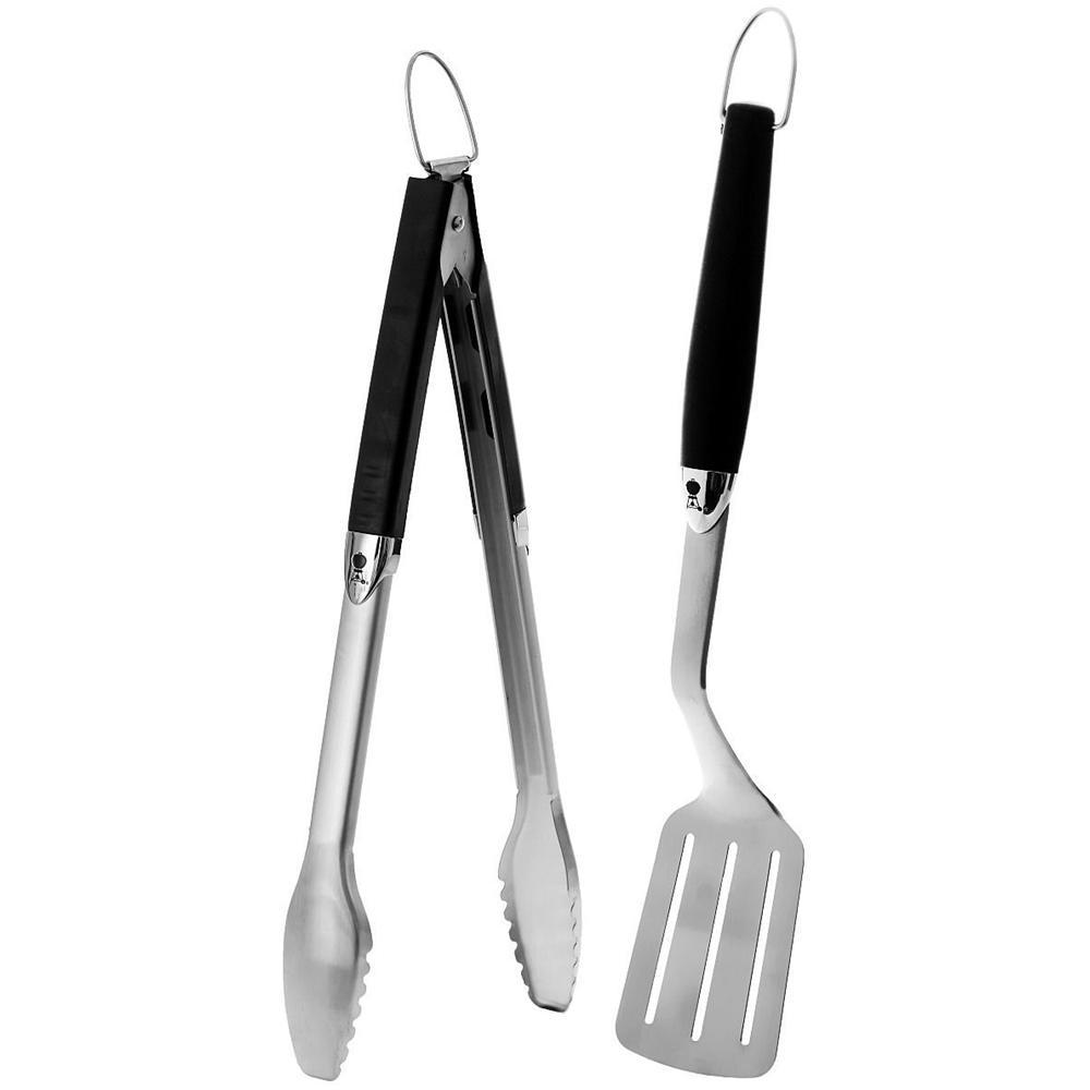 2 Weber Kit Accessori in Acciaio