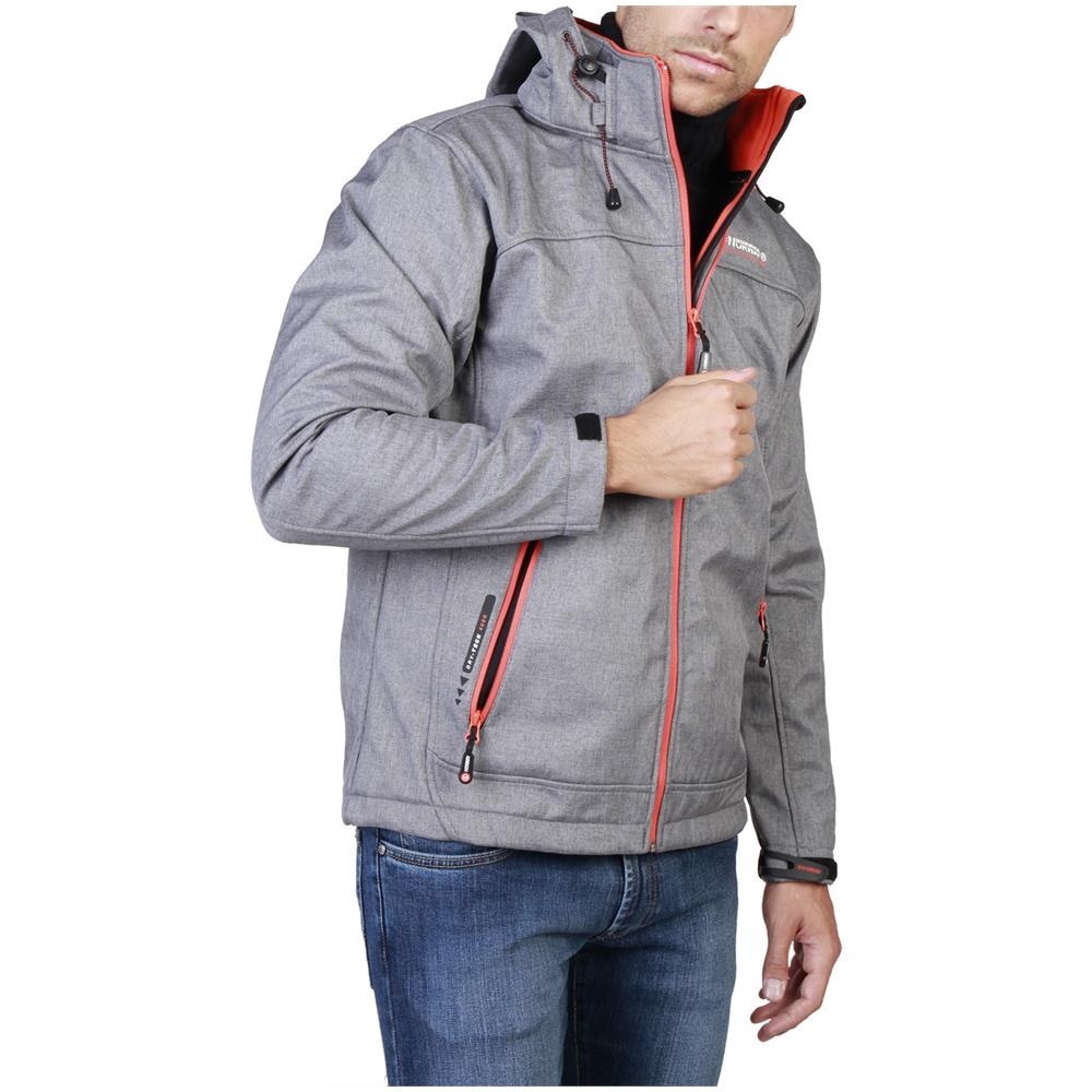 Uomo Geographical Norway Grigio Norway Giacche Colore Geographical 8x1EIa8 331dc86d750a