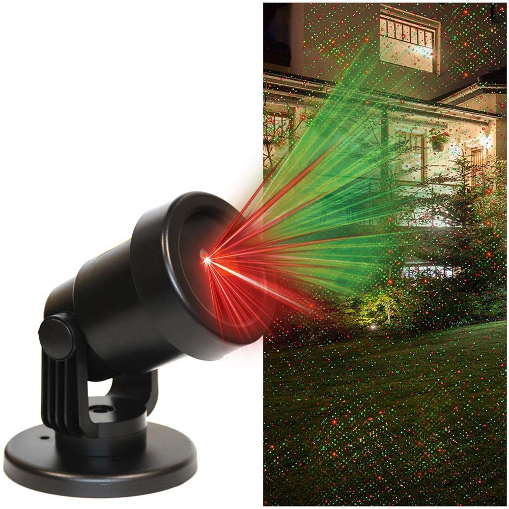 Proiettore Luci Natalizie Interno.Giordanoshop Com Proiettore Laser 2 Colori Luci Natalizie Da