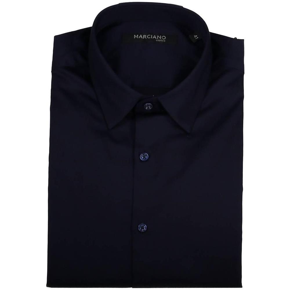 GUESS By Marciano Camicia Uomo Blu S