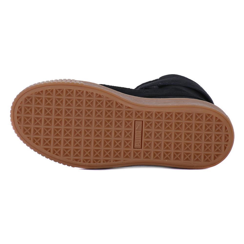 Nero Scarpe Platform Mid Basket Puma Taglia 37 Colore 36458803 gOwaq7q
