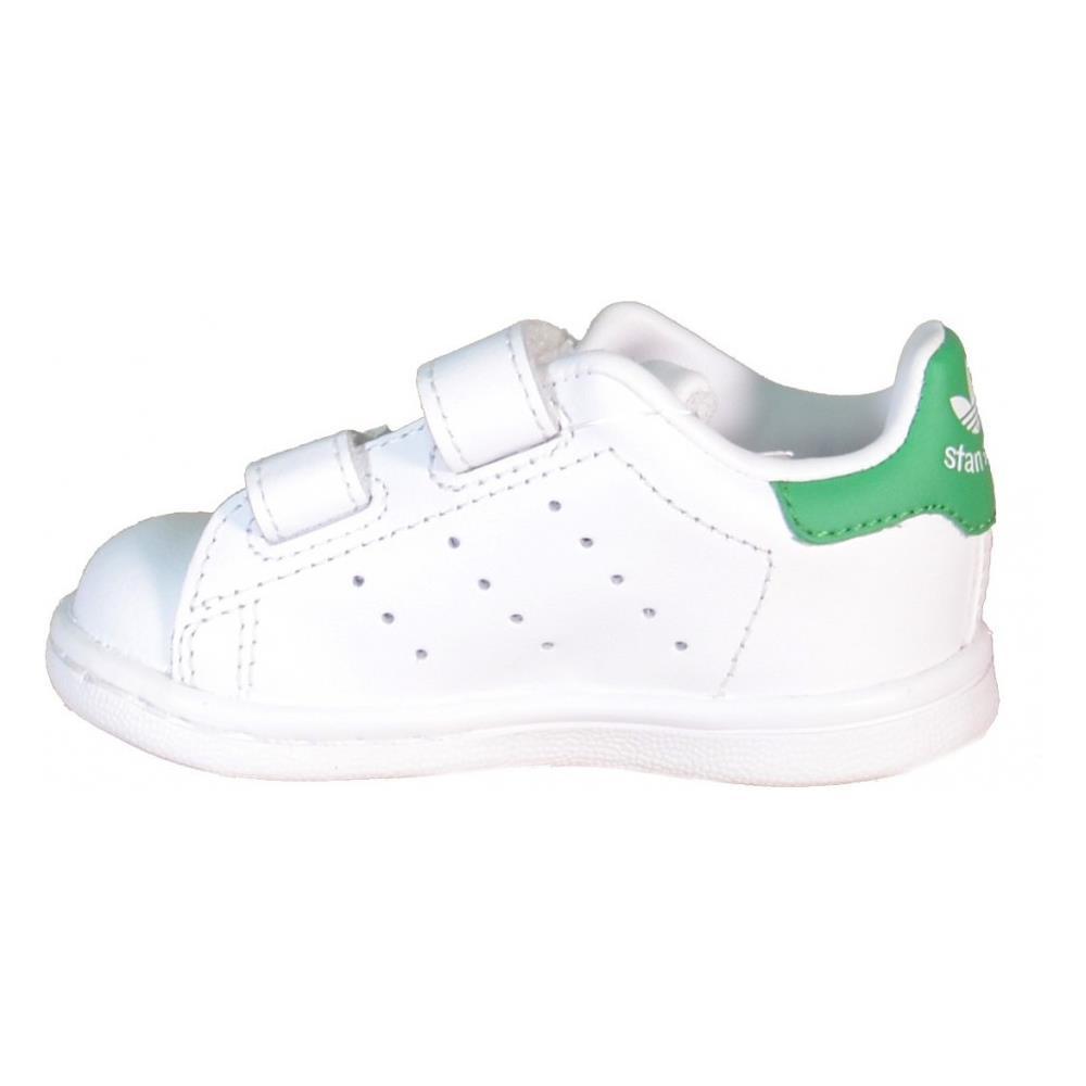 scarpe adidas pelle bimbo