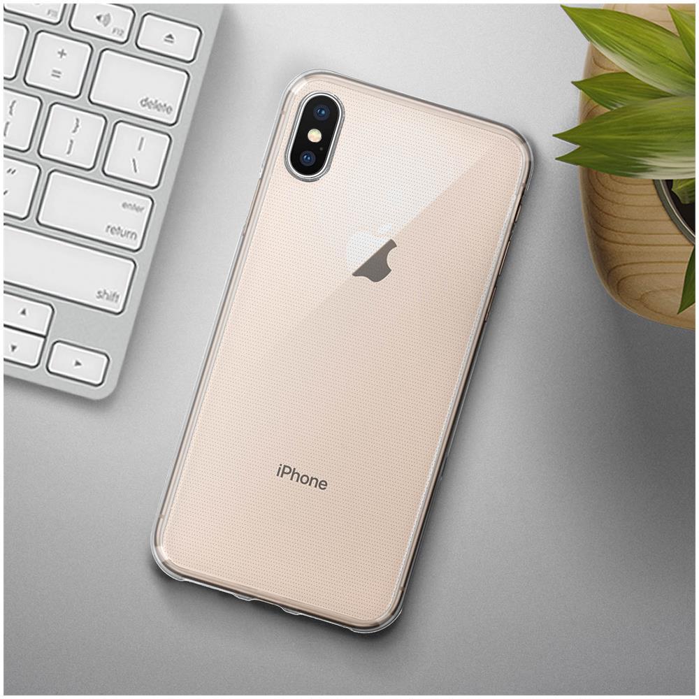 Avizar - Cover Iphone Xr Silicone Gel Morbido Contorno Glossy