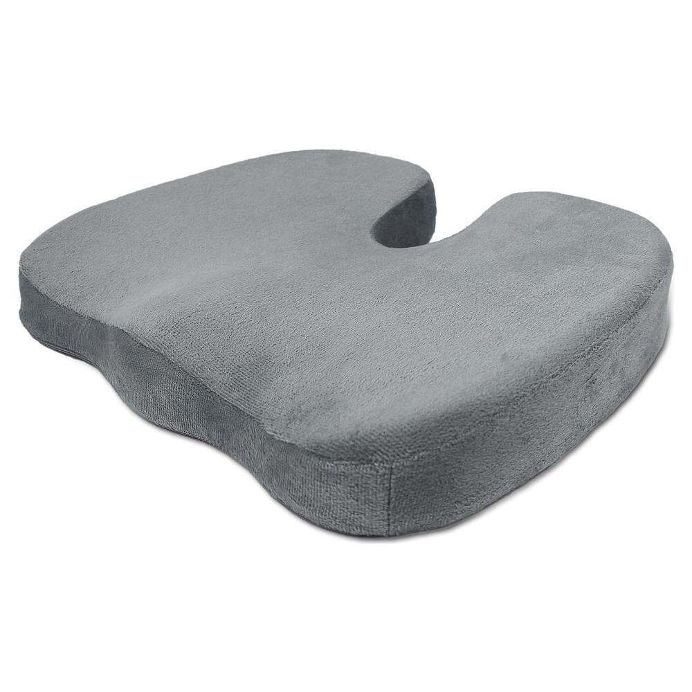 Cuscino Per Seduta Corretta.Sotech Cuscino Fatto In Memory Foam Per Il Coccige Cuscino