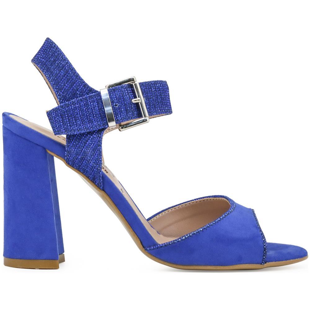 PARIS HILTON Sandali Paris Hilton Blu 89 blu bluette Donna Taglia38
