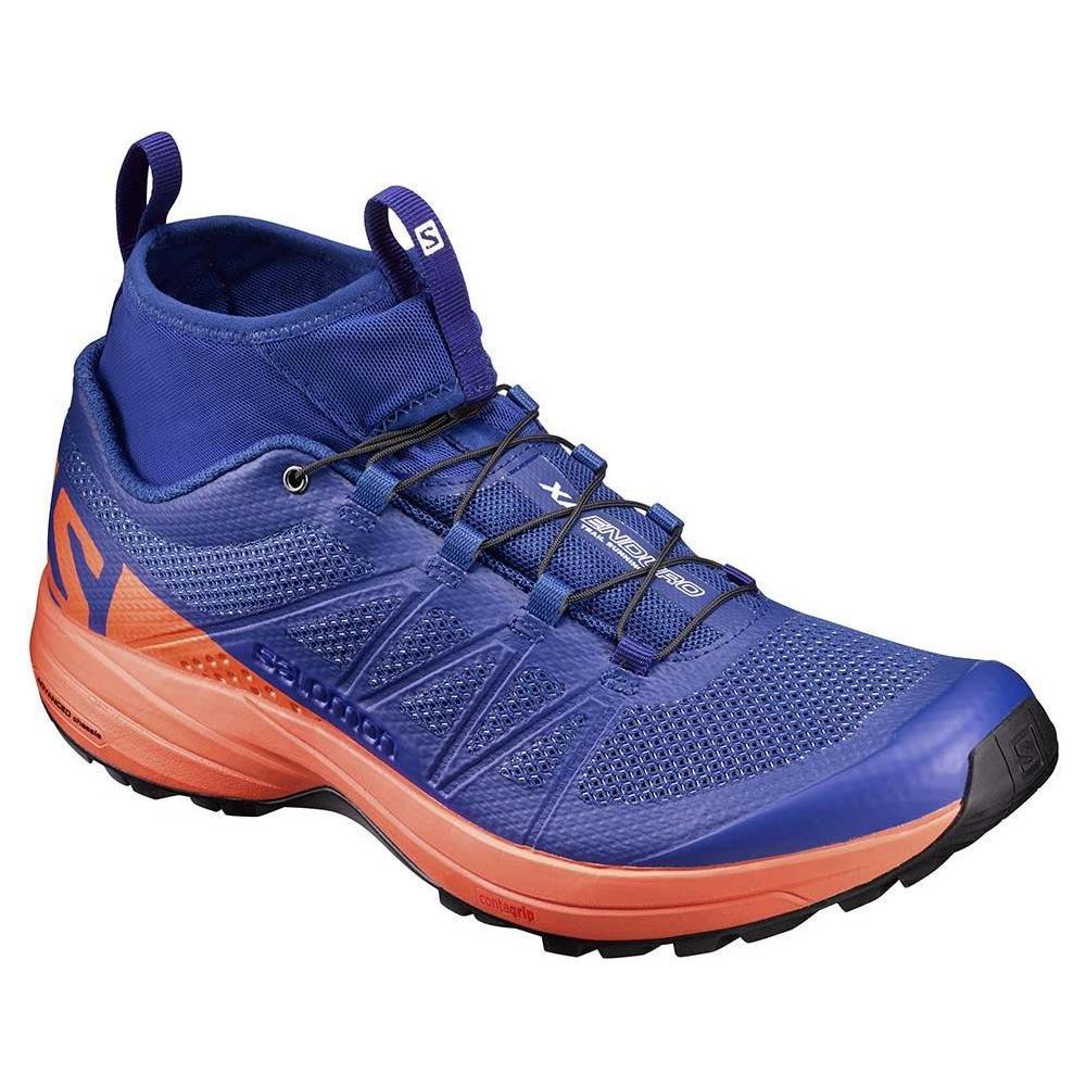 Salomon - Xa Enduro Scarpa Trail Running Uomo Uk 9 7993c64490a