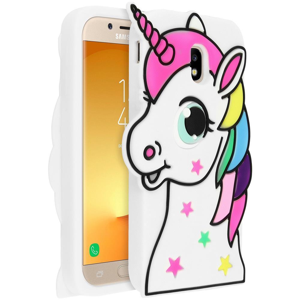 cover samsung a 5 2017 unicorno