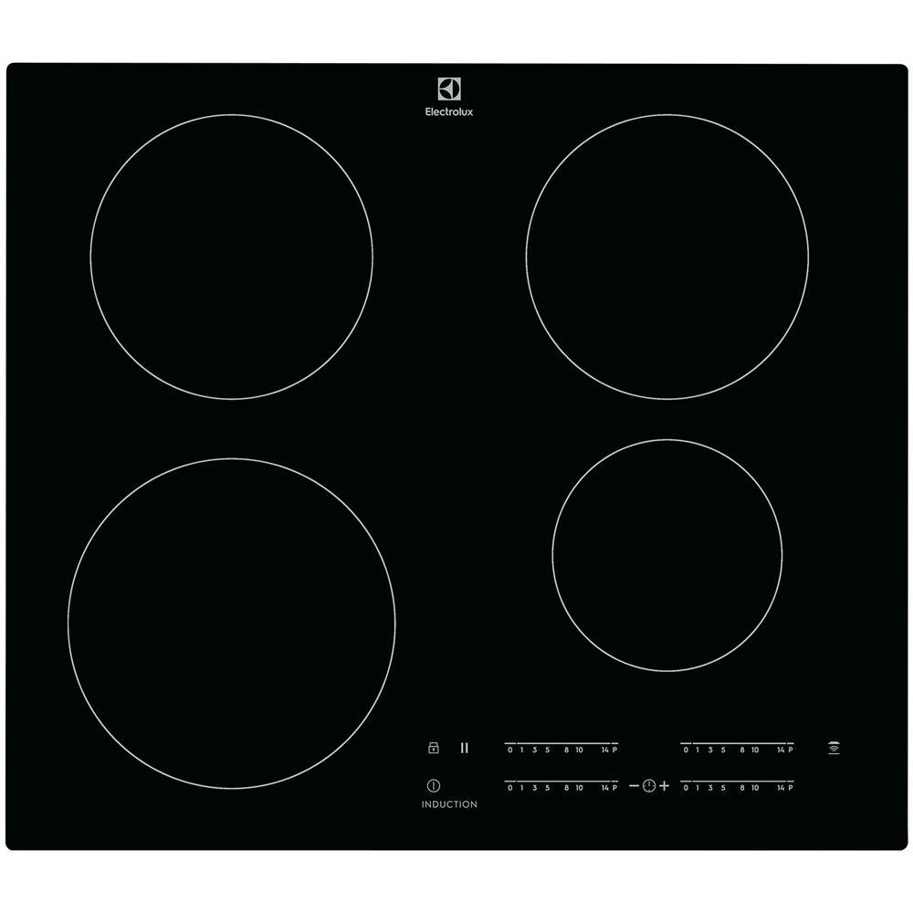 Come Pulire Piano Induzione electrolux piano cottura lit 60443 c a induzione 4 zone cottura da 60 cm  colore nero