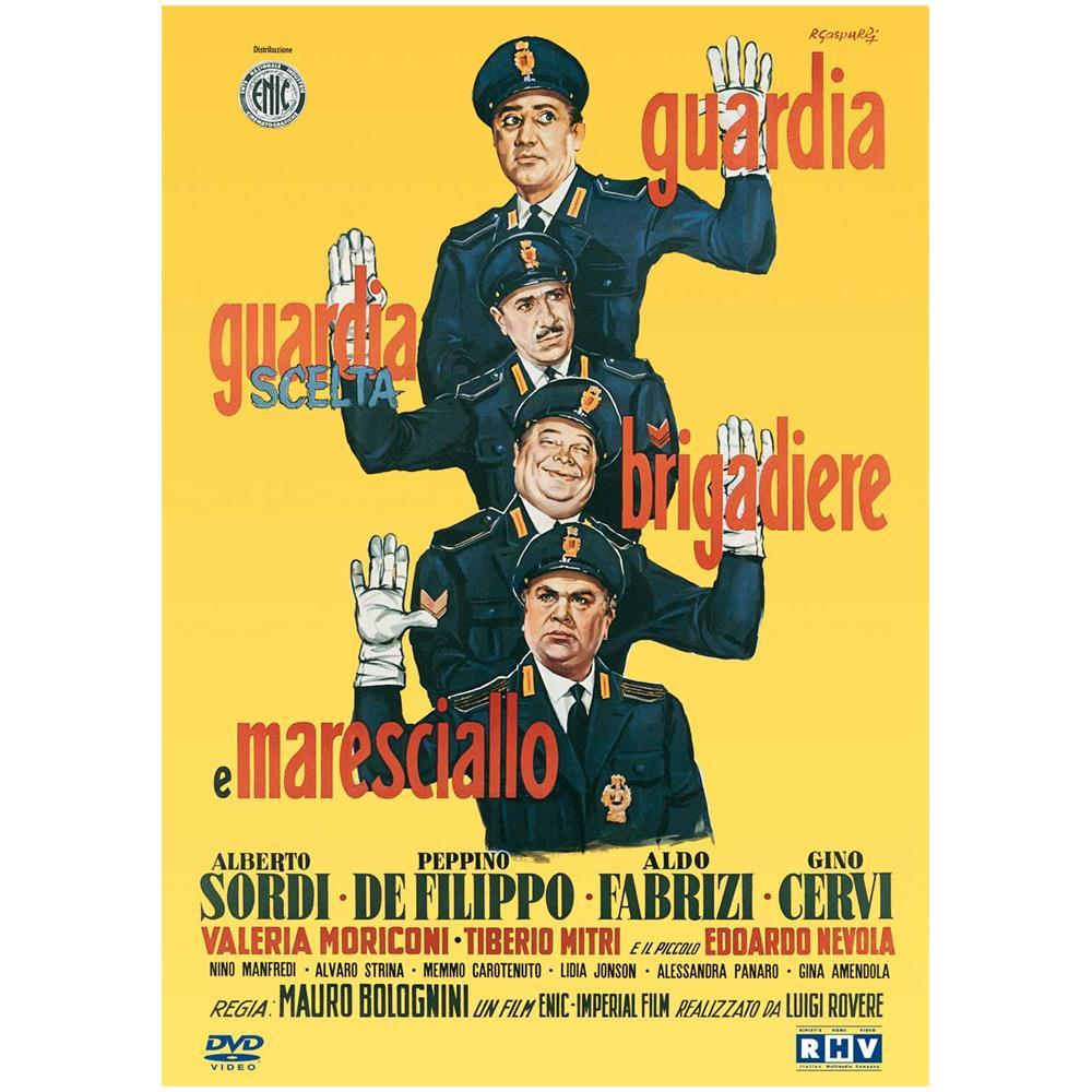 RIPLEYS HOME VIDEO - Guardia, Guardia Scelta, Brigadiere E ...