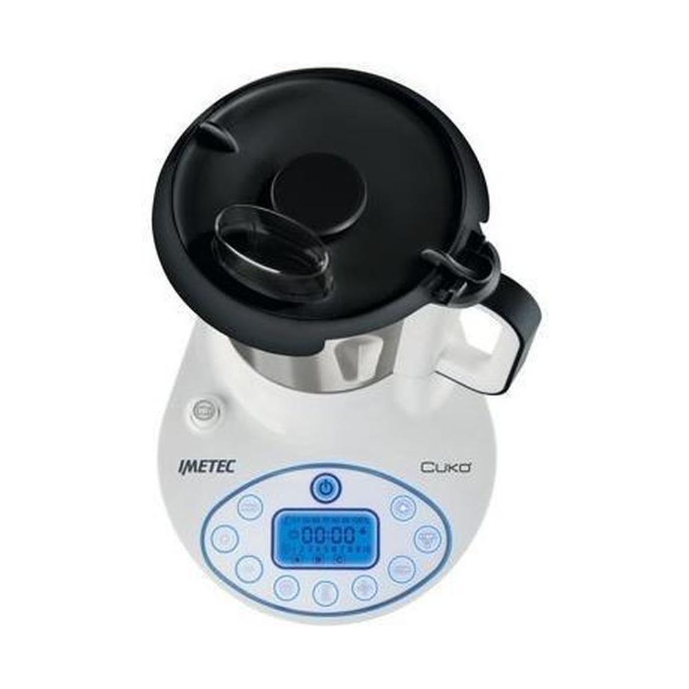 IMETEC - Cukò Robot da cucina multifunzione con cottura. Multicooker ...