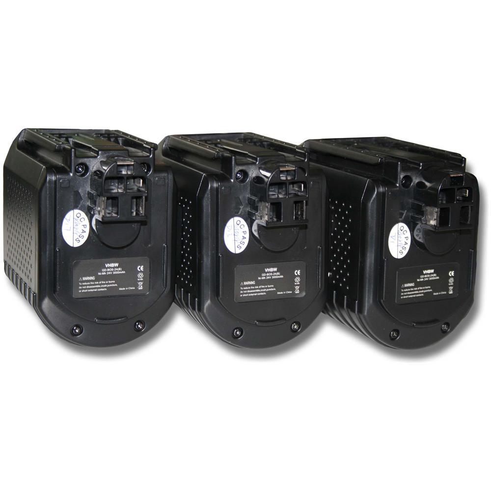 Batterie 3300mAh pour Würth ABH 20 ABH 20-SLE; KINZO 25C995EP