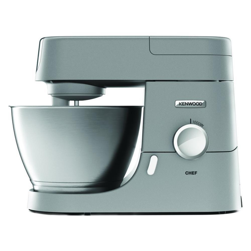 KENWOOD Robot da Cucina Chef KVC3100S Capacità 4.6 L Potenza 1000 W Colore  Argento